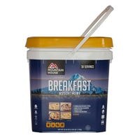 Mountain House Breakfast Assortment Bucket