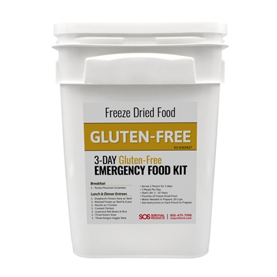 Gluten Free Assorted Bucket