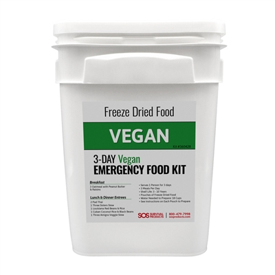 Vegan Assorted Bucket