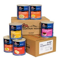 Mountain House 1-Person 6 Month Food Supply