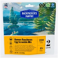 Backpacker's Pantry Huevos Rancheros Egg Mix