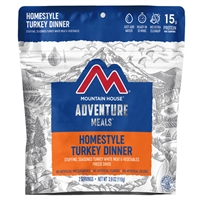 Mountain House Turkey Dinner