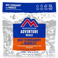 Mountain House Stroganoff with Beef & Noodles