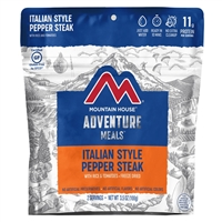 Mountain House Italian Pepper Steak - Double Serving