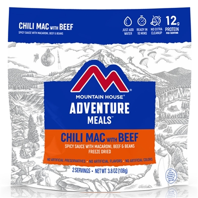 Mountain House Chili Mac - Double Serving