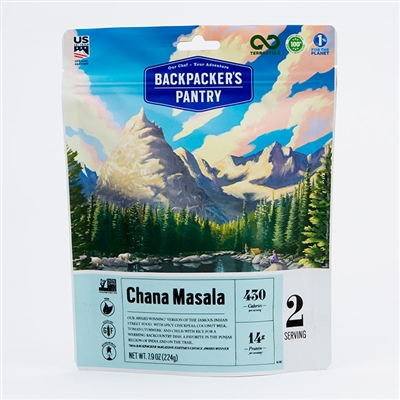 Backpacker's Pantry Chana Masala