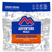 Mountain House Chicken Teriyaki & Rice - Double Serving