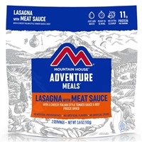 Mountain House Lasagna with Meat Sauce - Double