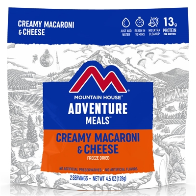 Mountain House Creamy Macaroni & Cheese