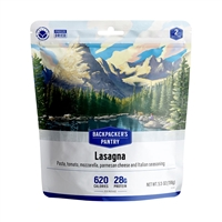 Backpacker's Pantry Vegetarian Lasagna Pouch