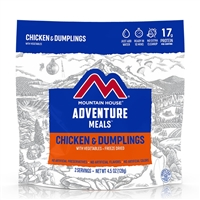 Mountain House Chicken & Dumplings - Double Serving