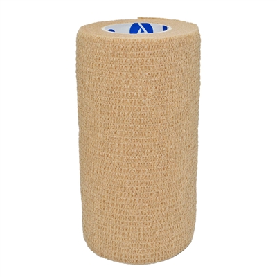 "Sensi-Wrap Self Adherent Bandage 4"" x 5 yd."