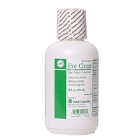 Eye and Skin Flushing Solution - 16 oz.