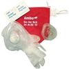 Ambu Res-Cue Child & Adult Masks in Pouch