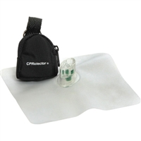 CPR Protector Mask with Micro Keychain