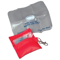 Pocket CPR Shields - 100-Pack