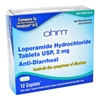 Anti-Diarrheal Tablets - 12-Pack
