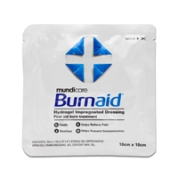 Burn Dressing 4 in x 4 in