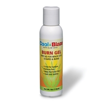 Burn Gel - 4 oz. Bottle