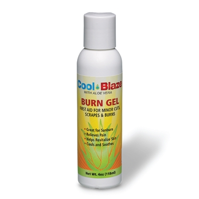 Burn Gel - 4 oz.