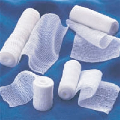 "Stretch Gauze Bandage Roll 2"" - Sterile"