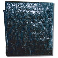 Triage Tarp - Deceased Black