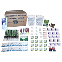 4-Person Deluxe Emergency Survival Kit Refill
