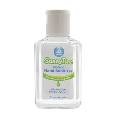 Antiseptic Hand Cleaner - Waterless - 2 oz.