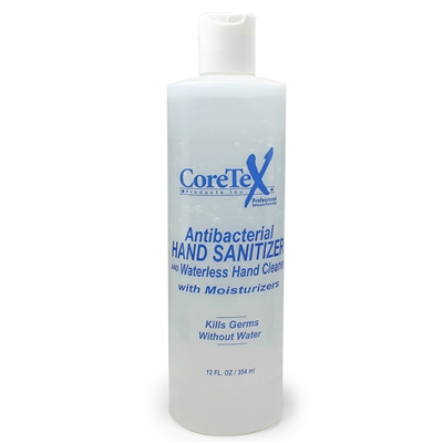 Coretex Antibacterial Hand Sanitizer - 12 oz