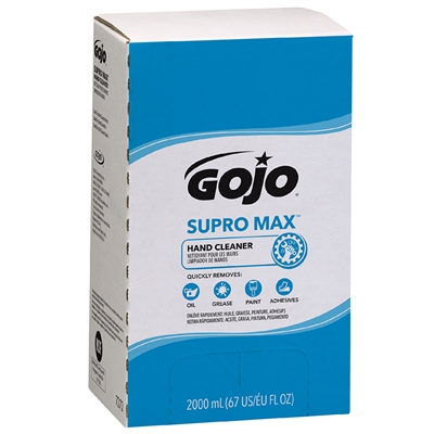 GOJO Supro Max Hand Cleaner - 2000ml REFILL