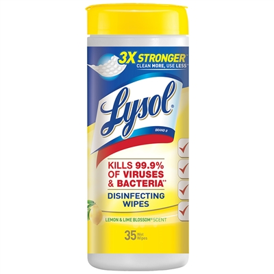 Clorox Disinfecting Wipes - 35 Tub