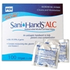 Sani-Hands Antimicrobial Hand Wipes - 100-Pack