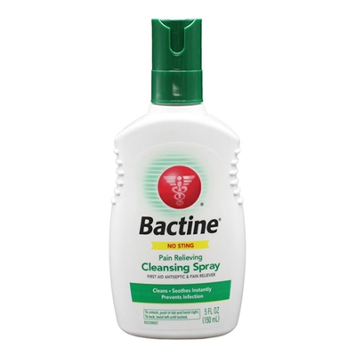 Bactine 5 oz. Spray Bottle