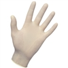 Latex Exam Gloves - Powder Free - Large