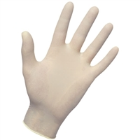 Latex Exam Gloves x Large 100 pack