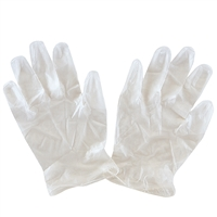 vinyl gloves 10 pack