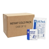 Instant Cold Packs - Large - 12-Pack