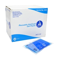 "Reusable Hot / Cold Gel Pack 4"" x 6"" - 24-Pack"
