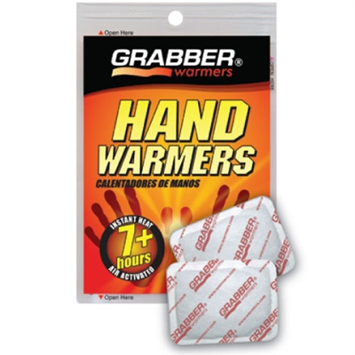 Mini Hand Warmers - 2-Pack