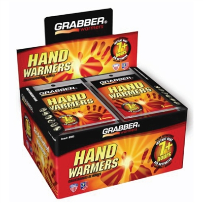Hand Warmers - 2-Pack - 40/Box