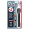 Mini Maglite Flashlight Combo Pack - Black