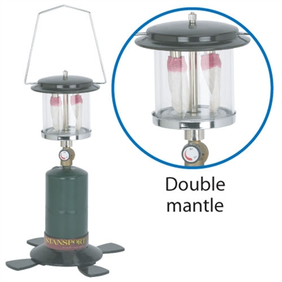 Propane Lantern - Double Mantle
