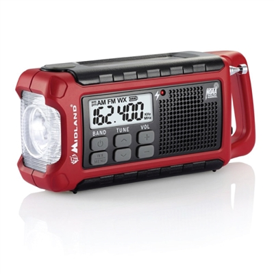Midland ER200 Weather Alert Radio