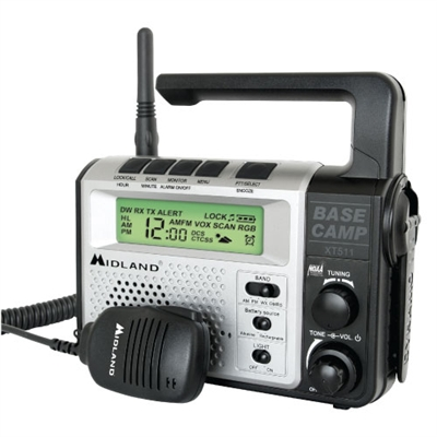 GMRS Base Camp Radio XT511