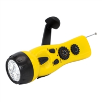 Dynamo Radio/Flashlight