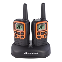 Two-Way Radios - 22 Channel with Charging Unit