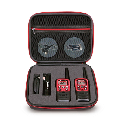 EX37VP E+READY® Walkie Talkie Kit