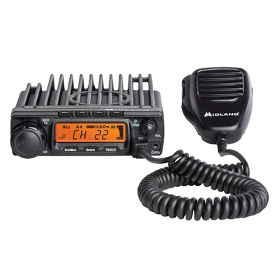 MXT400 MicroMobile®Two-Way Radio