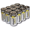 Energizer C Alkaline Batteries - 12-Pack