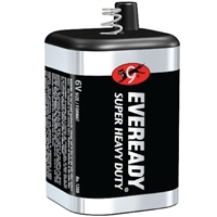 Eveready 6-Volt Heavy Duty Lantern Battery